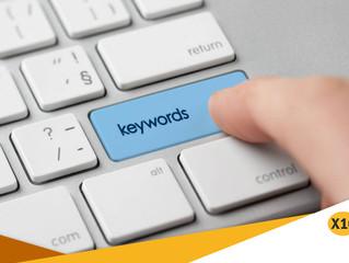 Palavras-chave são essenciais para um marketing eficiente