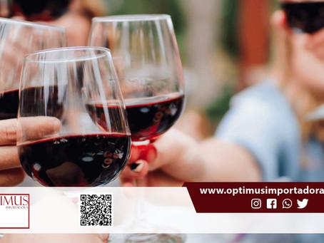 Você conhece os benefícios do vinho para a saúde? Veja com a Optimus: