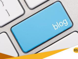 Descubra com a Agência X10: 5 razões para ter um Blog!