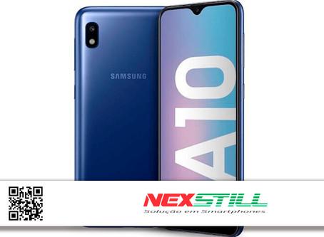 Galaxy A10: veja 9 motivos para continuar com o celular Samsung