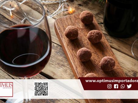 Como escolher um vinho para acompanhar sobremesas? Veja com a Optimus: