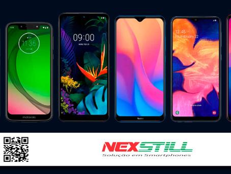 6 celulares de 2020 que você deveria conhecer