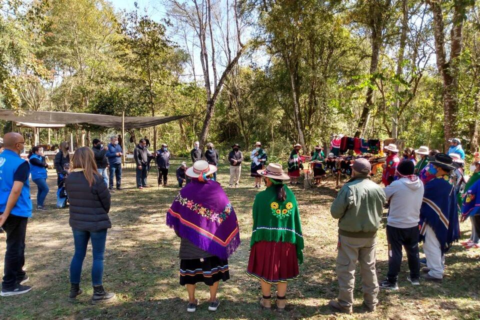 """Proyecto TICCA en Orán, Salta.  """"Queremos proteger las Yungas y nuestro territorio"""" (Página 12 - 31 de agosto de 2021)"""