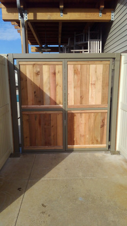 Fence Contractor. Custom Gates.