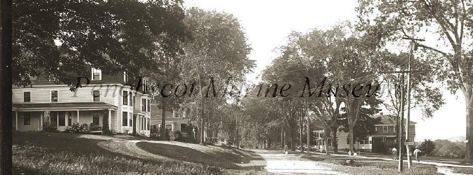 Main Street, North Bridgton