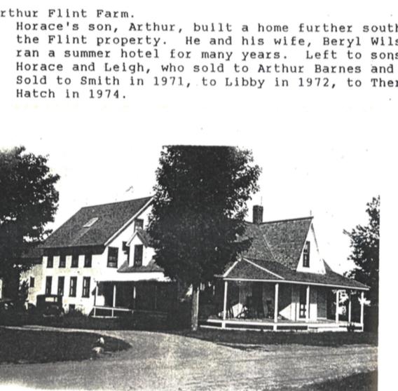 Arthur Flint Farm