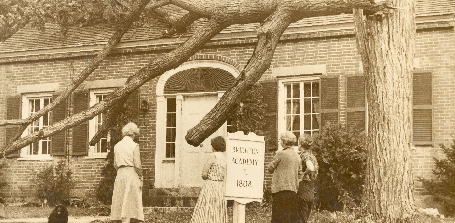 Storm Damage (Likely 1930s)