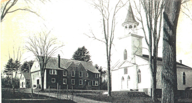 Bridgton Academy (Ingalls Hall and Old Library)