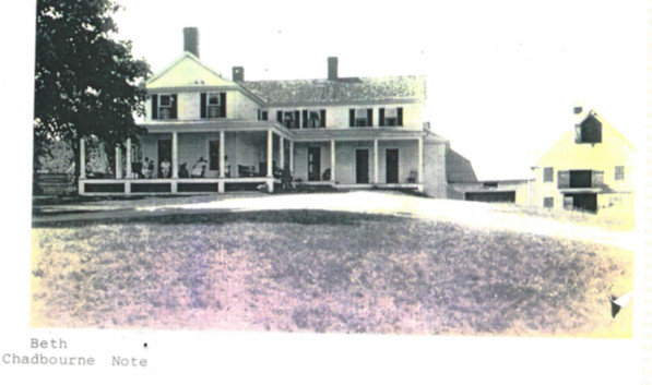 Brown-Ridlon House (Brown Mill Road)