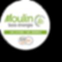 Logo Moulin bois energie La Vallee du bois
