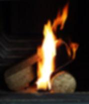VolcanOh'Feu de énergie Marie allume-feu écologique et naturel avec systeme volcan