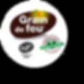 Logo Grain de feu Boi'sup La Vallee du bois