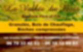 Carte de visite La Vallée du Bois BAPTISTE Dammarie-sur-Loing