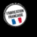 Logo Fabrication francaise Buches de bois compressée ou haute densité
