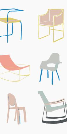 DIY: ¡Tapiza tus sillas!