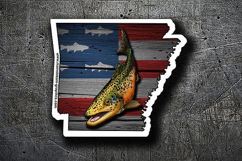 Arkansas_Brown_USA_Flag