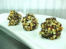truffe beurre arachide