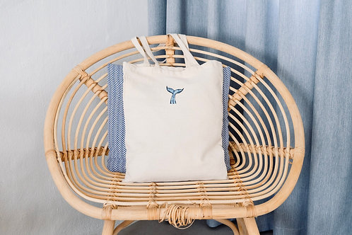 NEW - Limited edition Whale Tail tote bag
