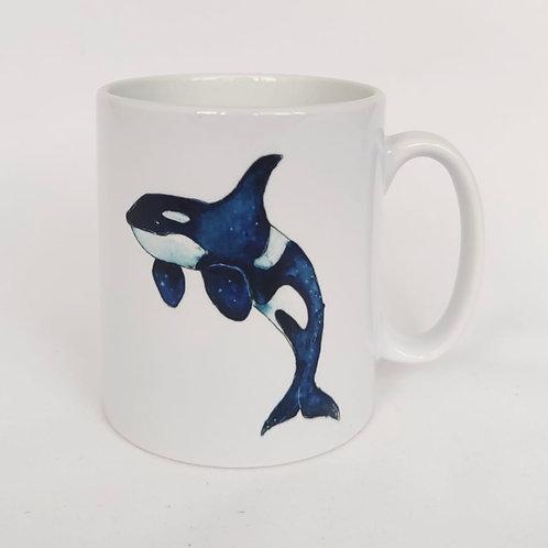 Orca mug