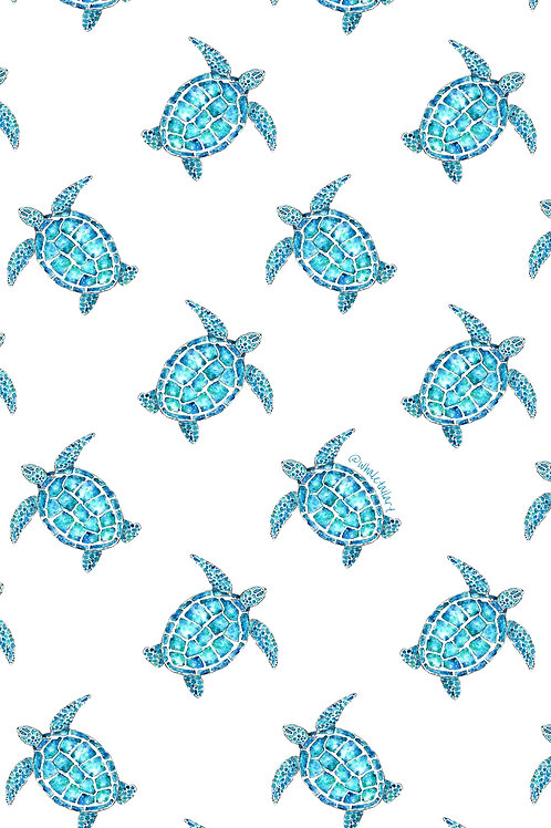 FREE DOWNLOAD Phone Background - Turtle
