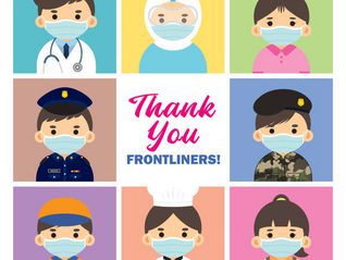 Role of Frontline workers during the pandemic
