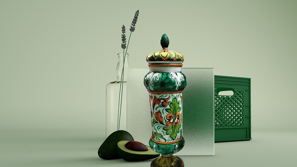 MTC Vase
