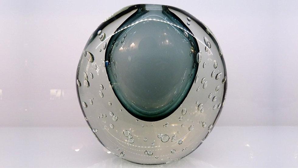 SOMMERSO grey vase