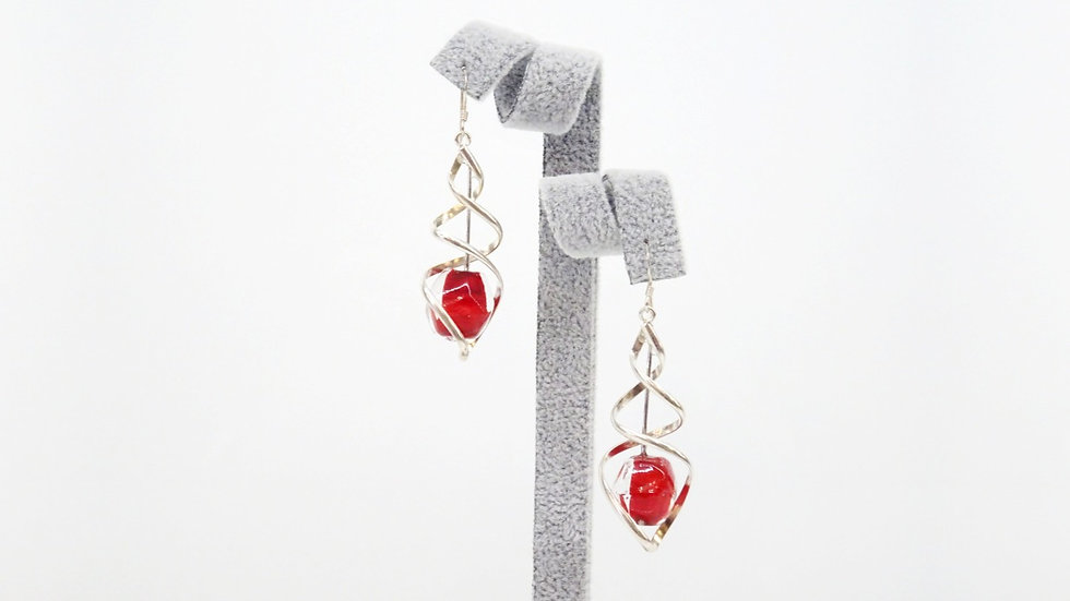 Original Murano glass earrings