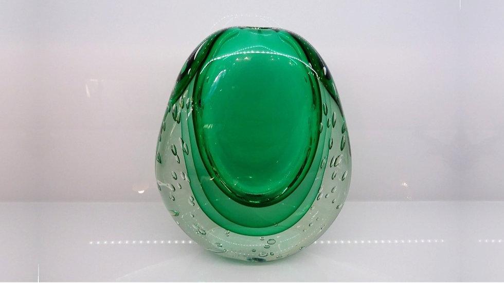 SOMMERSO green vase