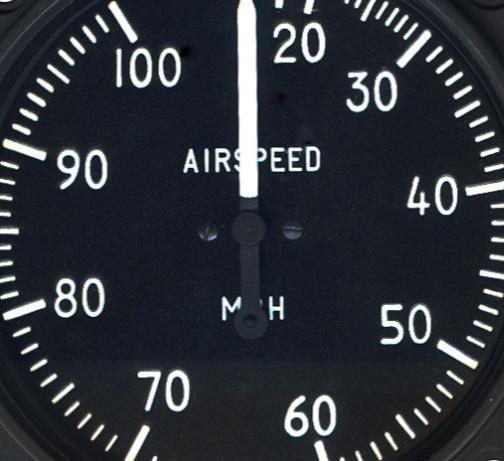 ASI 0-120 MPH