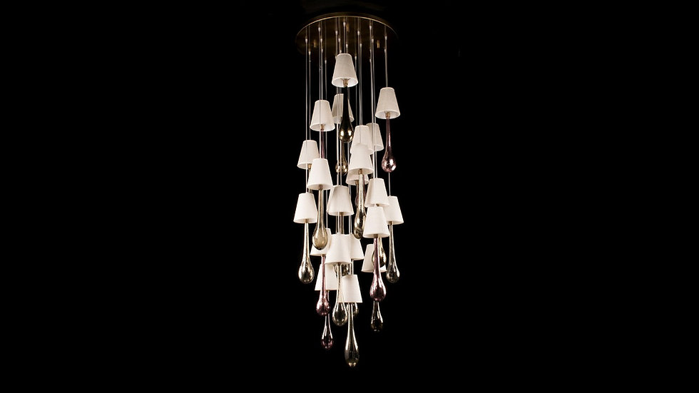 SOFFIO lamp