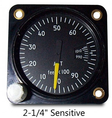 ALT Traditional Dial Guage