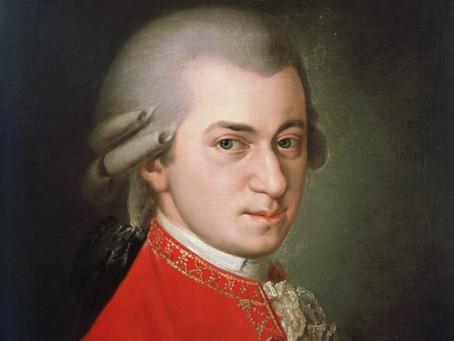 Wolfgang Amadeus Mozart | Nível básico