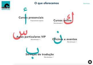 Centro da Língua Árabe