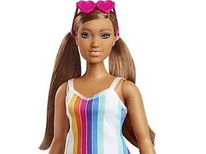 A Barbie do século XXI   Nível intermediário