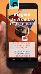 Os Encantos da Mulher Árabe