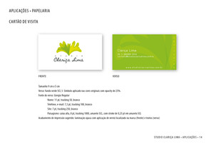 Manual de uso da marca