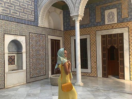Gabriela na Tunísia