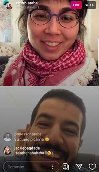 A Arábia Saudita | Live com Ibrahim Ali