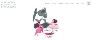 A Princesa e o Dragão e Baltazar (livro)