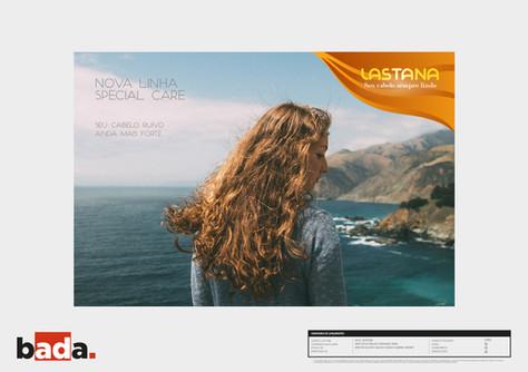 Campanha Lastana | Prancha