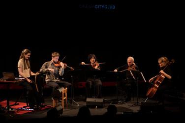 Ensemble Contrechamps & Carolina Eyck