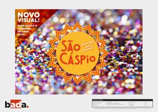 Werbekampagne São Cáspio | Präsentation