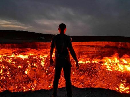 Os Portões do Inferno | Nível avançado