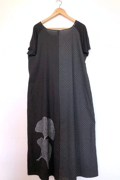 Vestido Gingko Longo