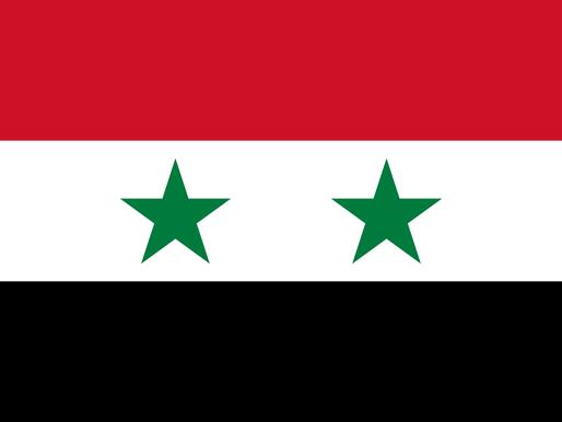 Bem-vindos à Síria!
