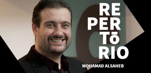 Mohamad Alsaheb no podcast Repertório, do Xadrez Verbal!