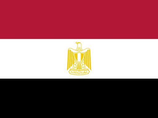 Bem-vindos ao Egito!