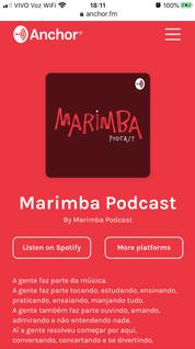 Marimba Podcast