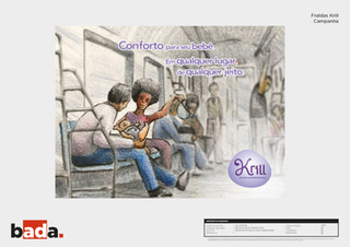 Werbekampagne Krill | Präsentation